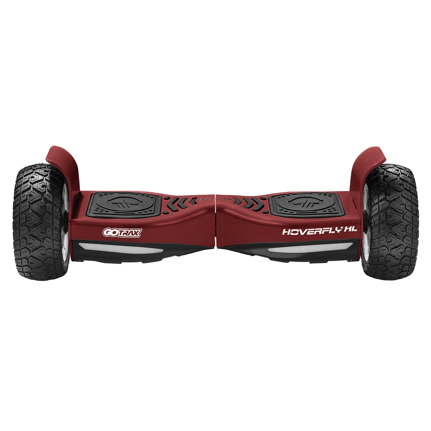 red xl off road hoverboard Front
