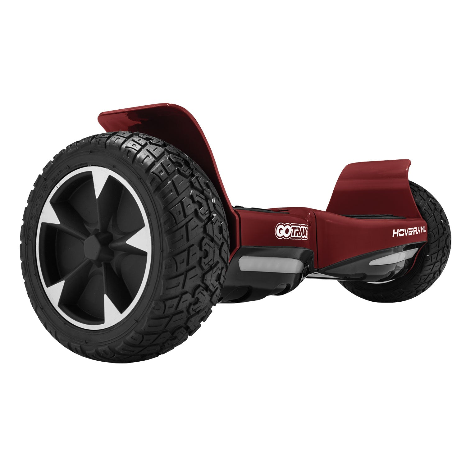 Red xl off road hoverboard
