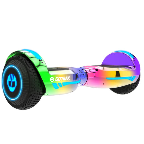 Rainbow Glide Hoverboard Main Image