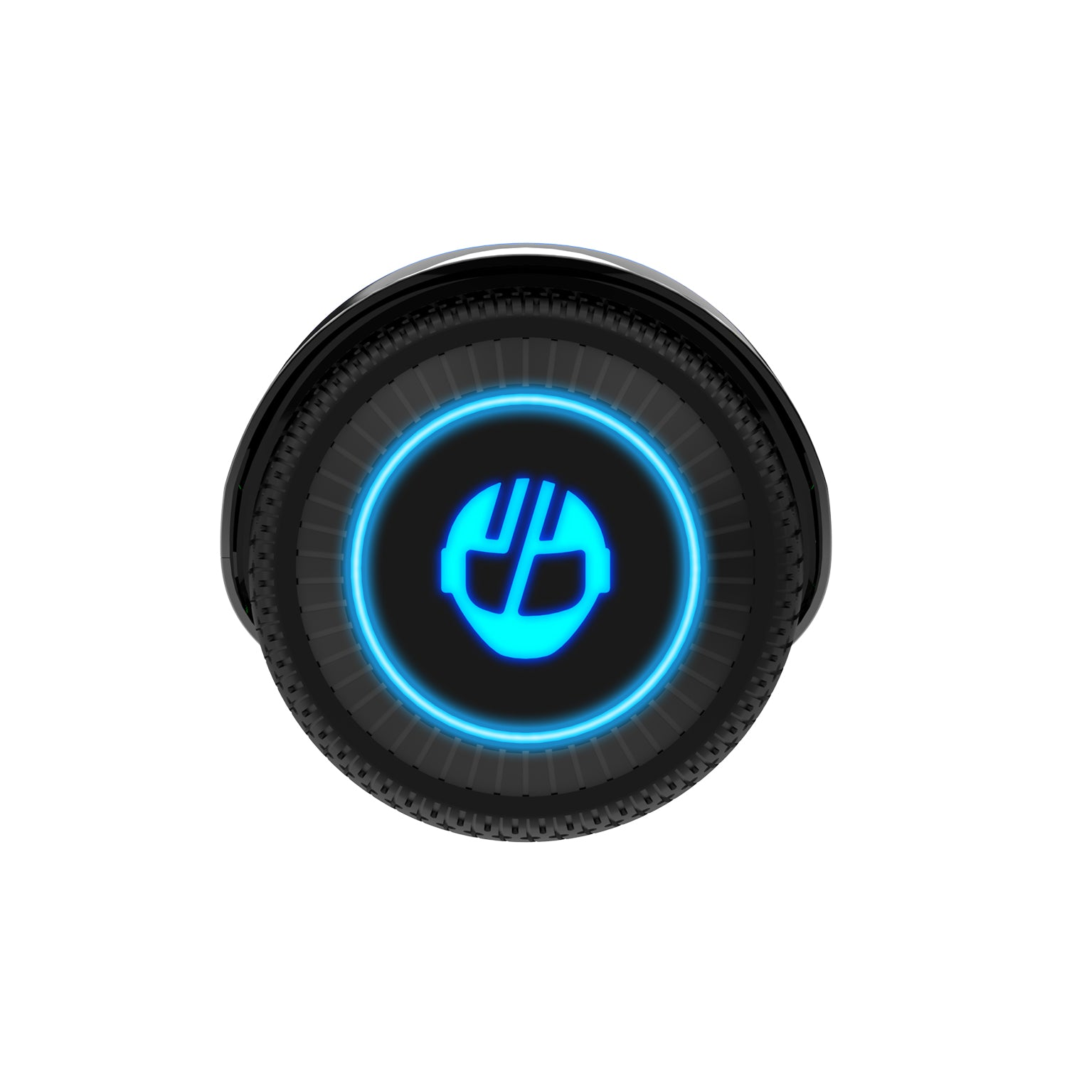 Silver Glide Hoverboard Wheel Image