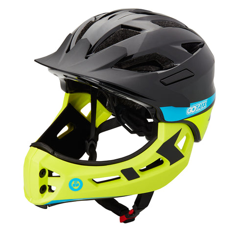 Green GOTRAX 2 in 1 Helmet Main Image