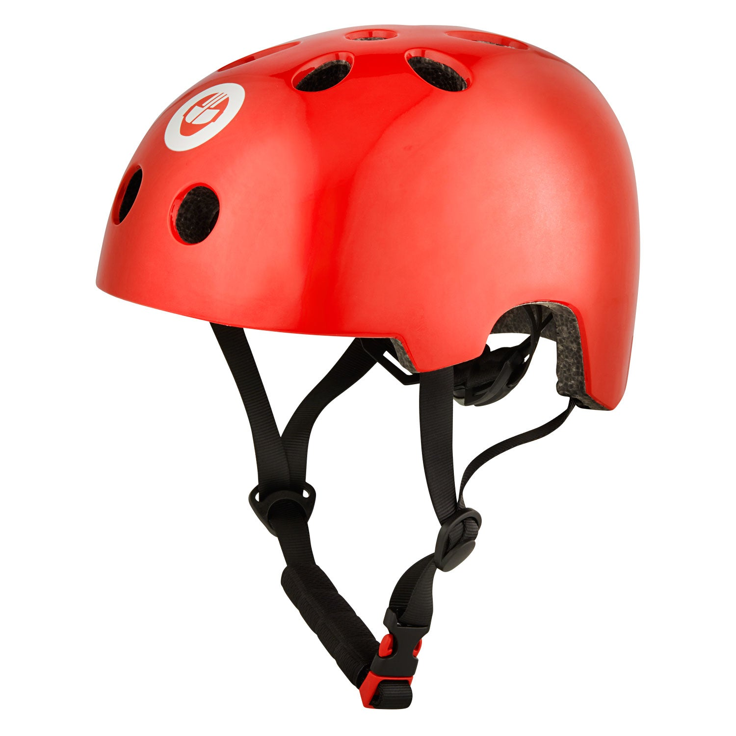 Red GOTRAX multi-sport helmet main image