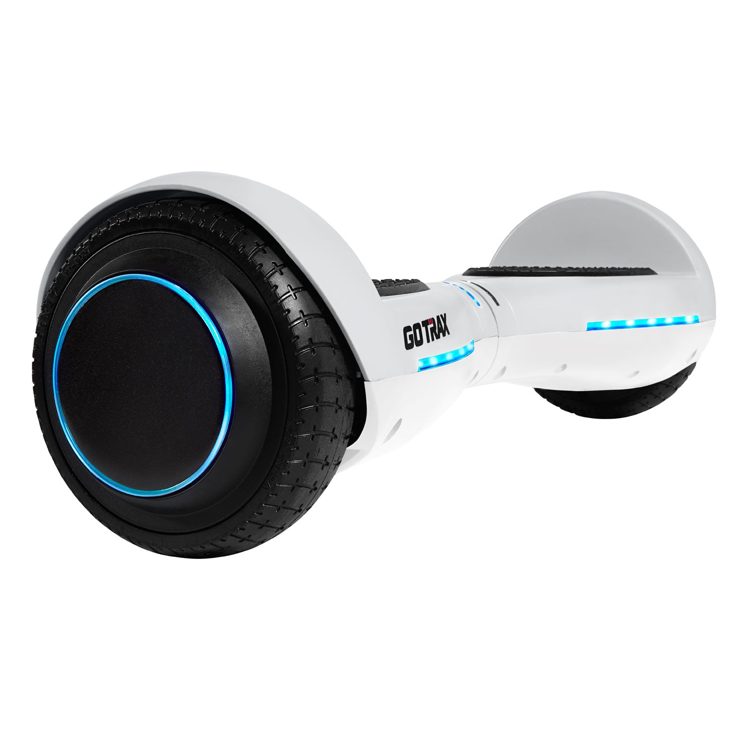 white ION hoverboard main image