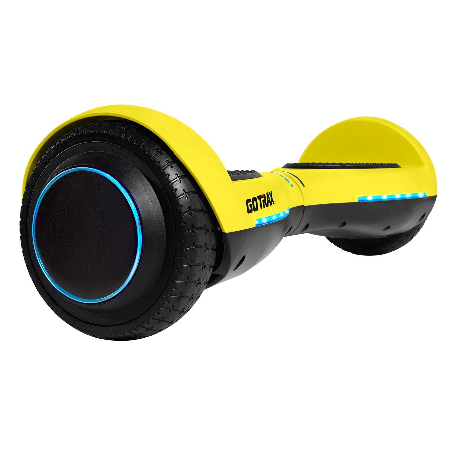 yellow ION hoverboard main image