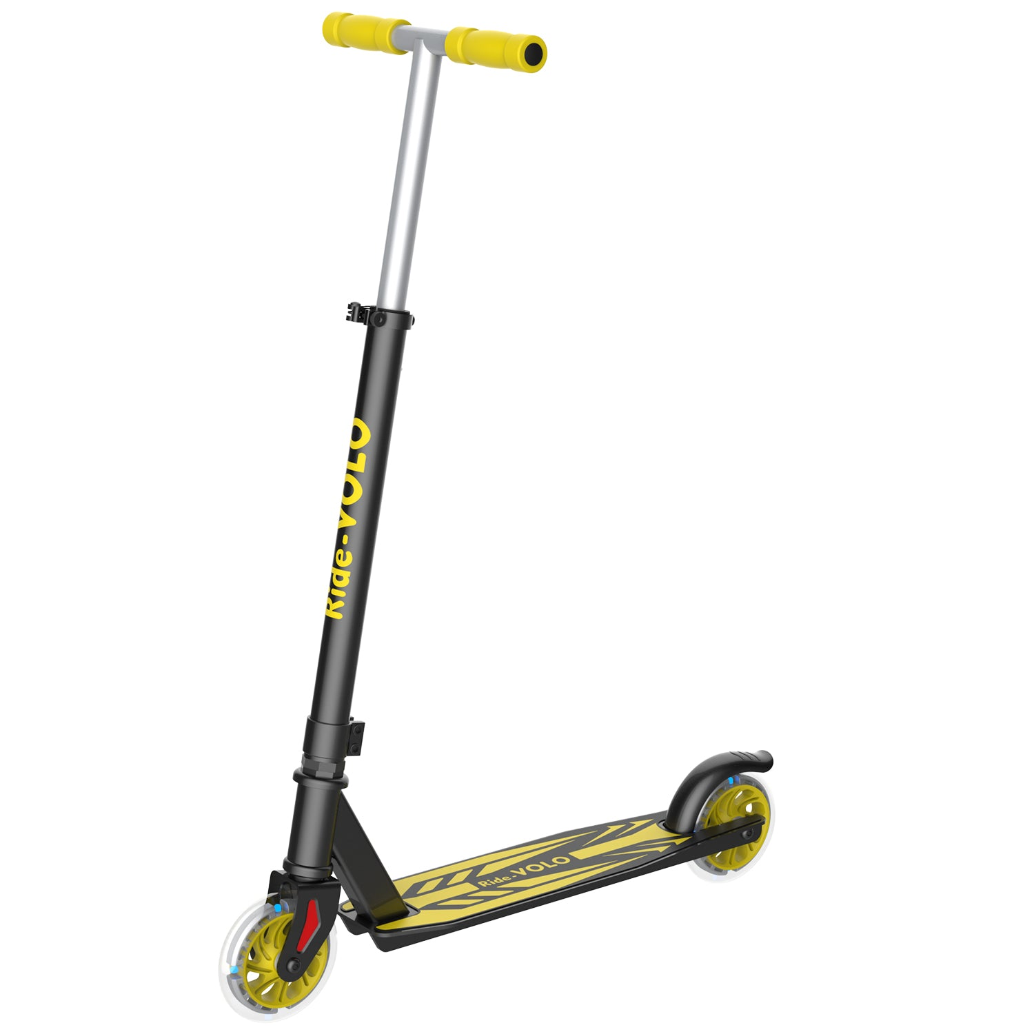 Yellow k05 scooter main image