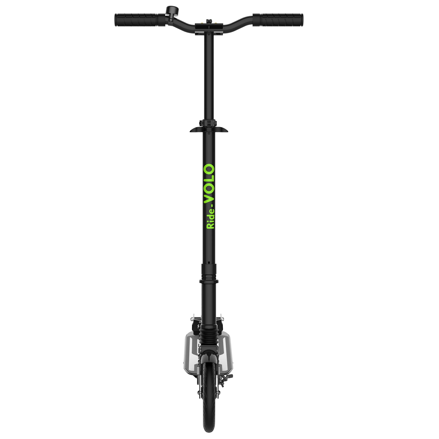 Black K08-1 Kick Scooter front