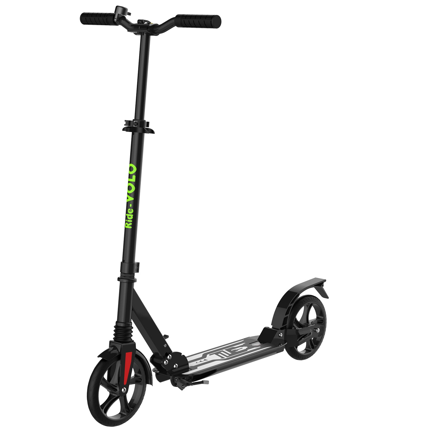 Black K08-1 Kick Scooter Main