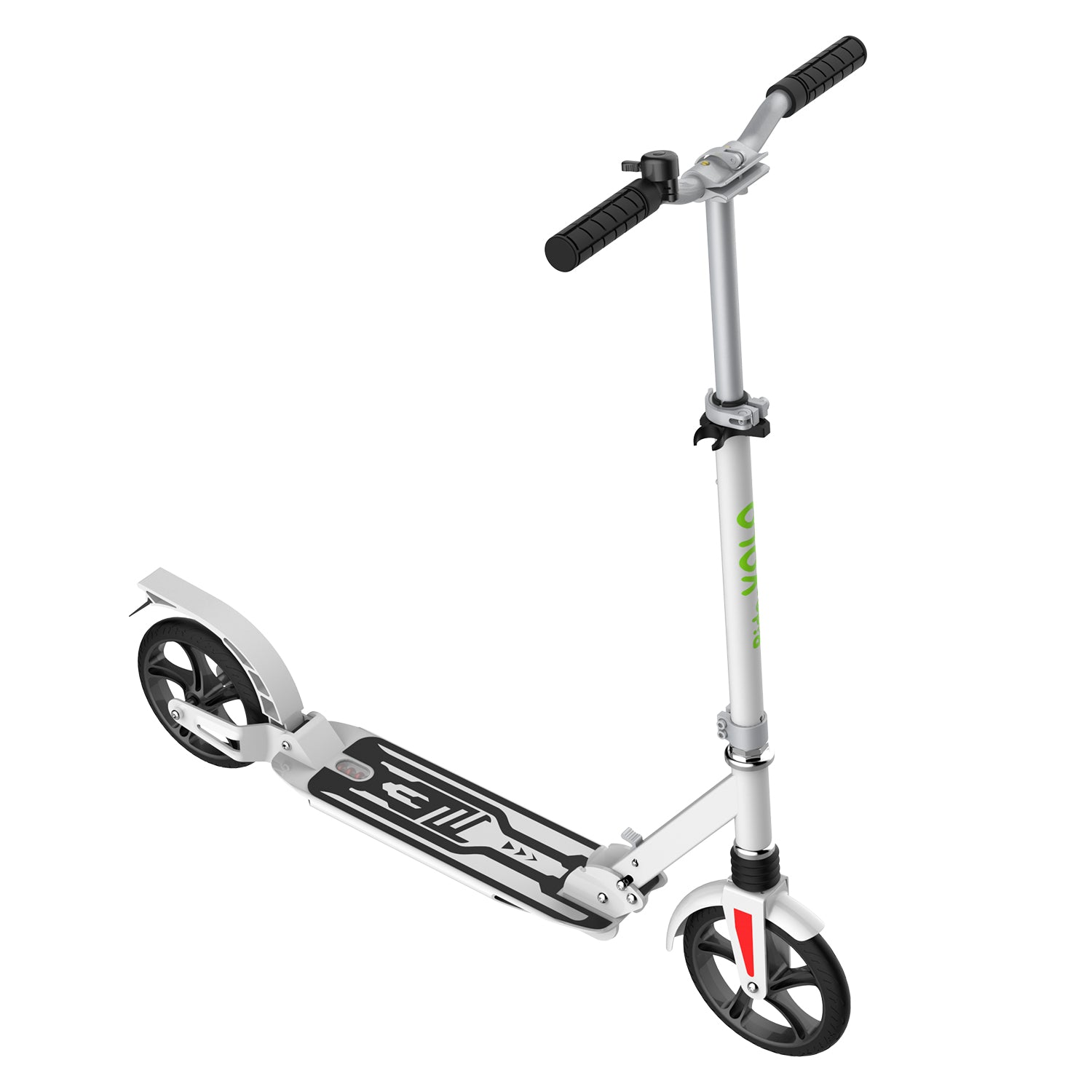 White K08-1 Kick Scooter angle 2