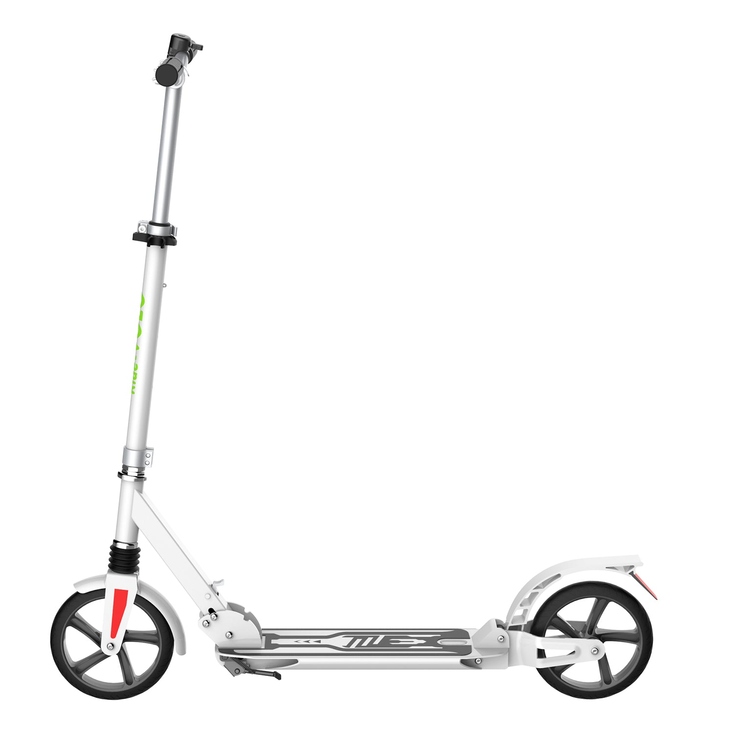White K08-1 Kick Scooter side1
