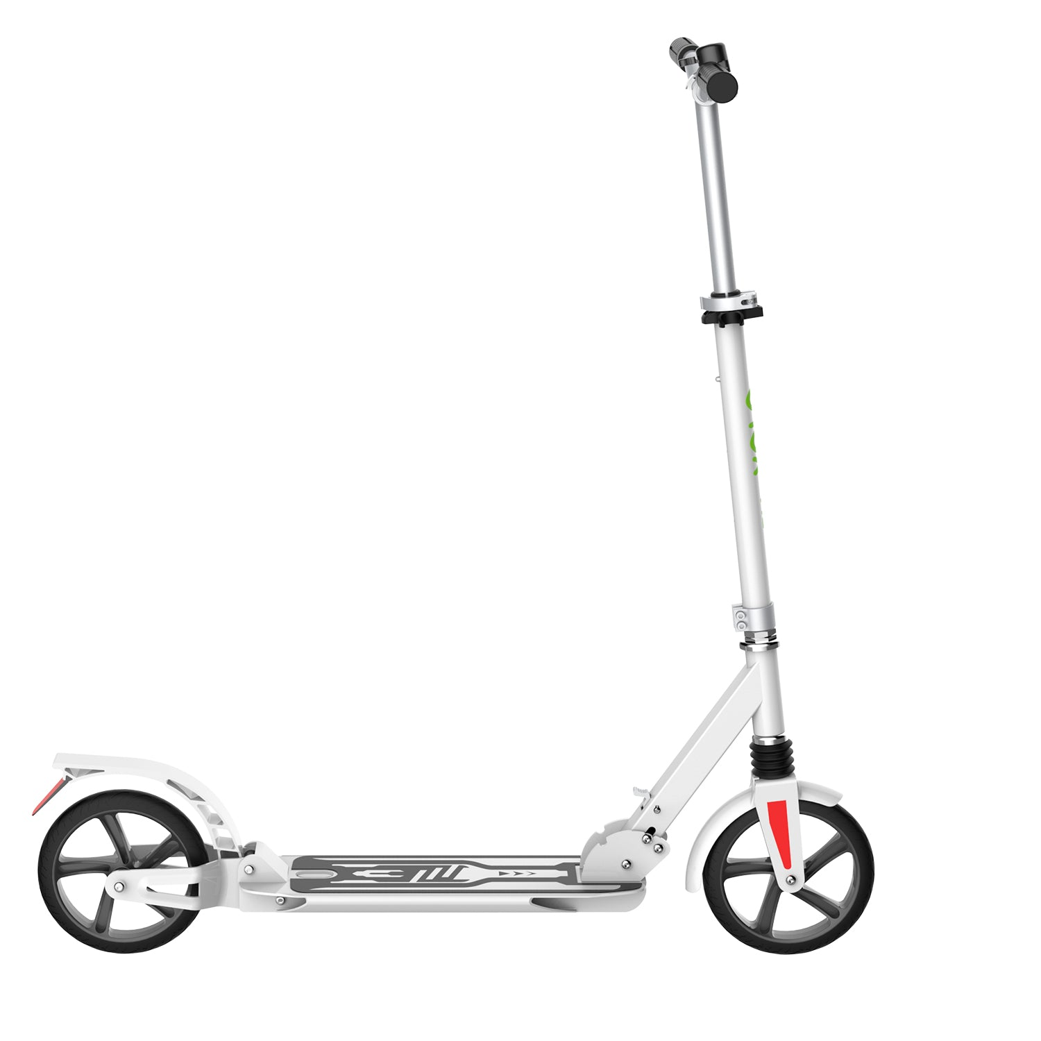 White K08-1 Kick Scooter side 2