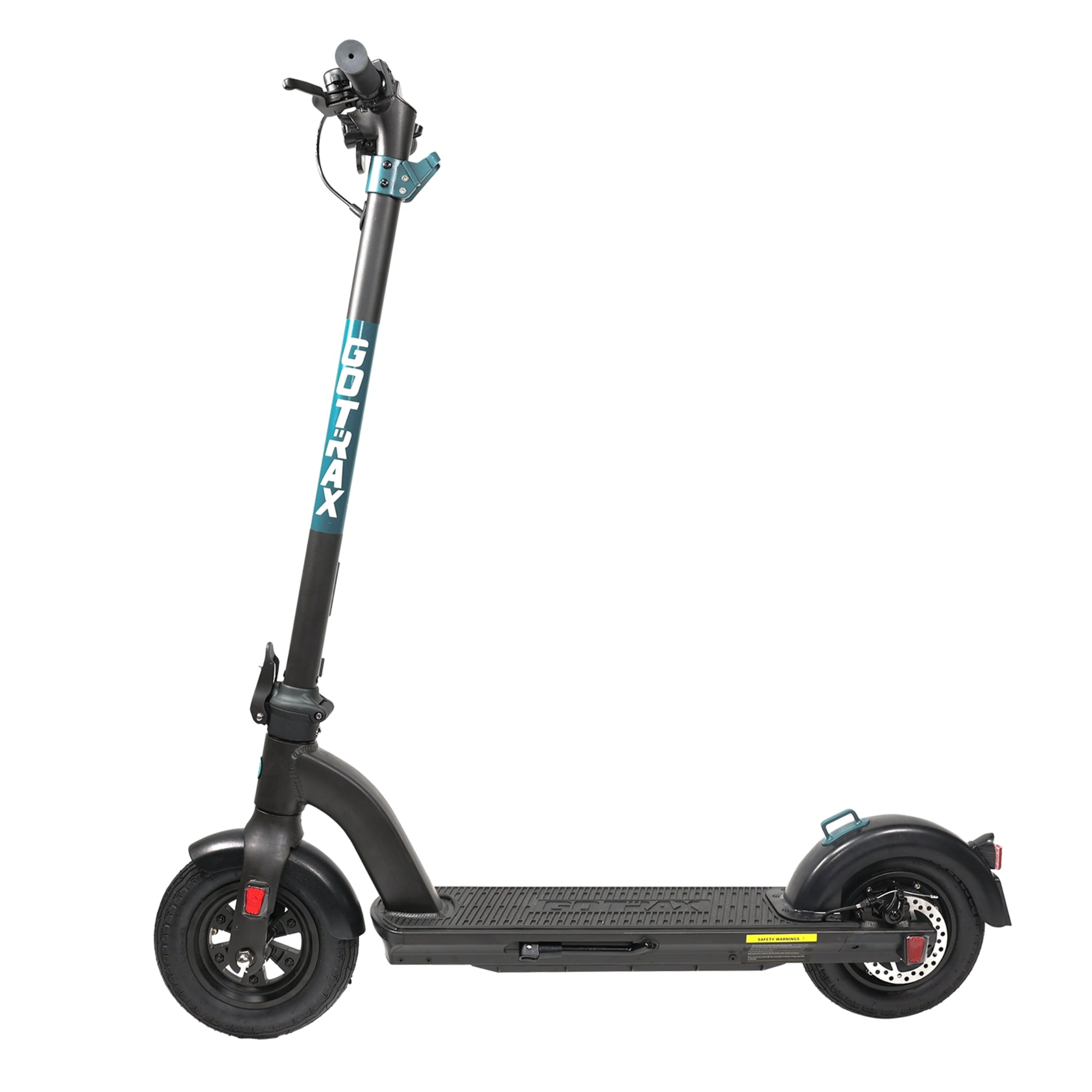 Black GMAX Ultra electric scooter main image 3