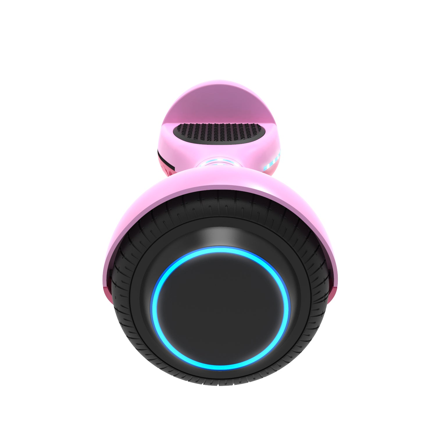 Pink Ion hoverboard side view