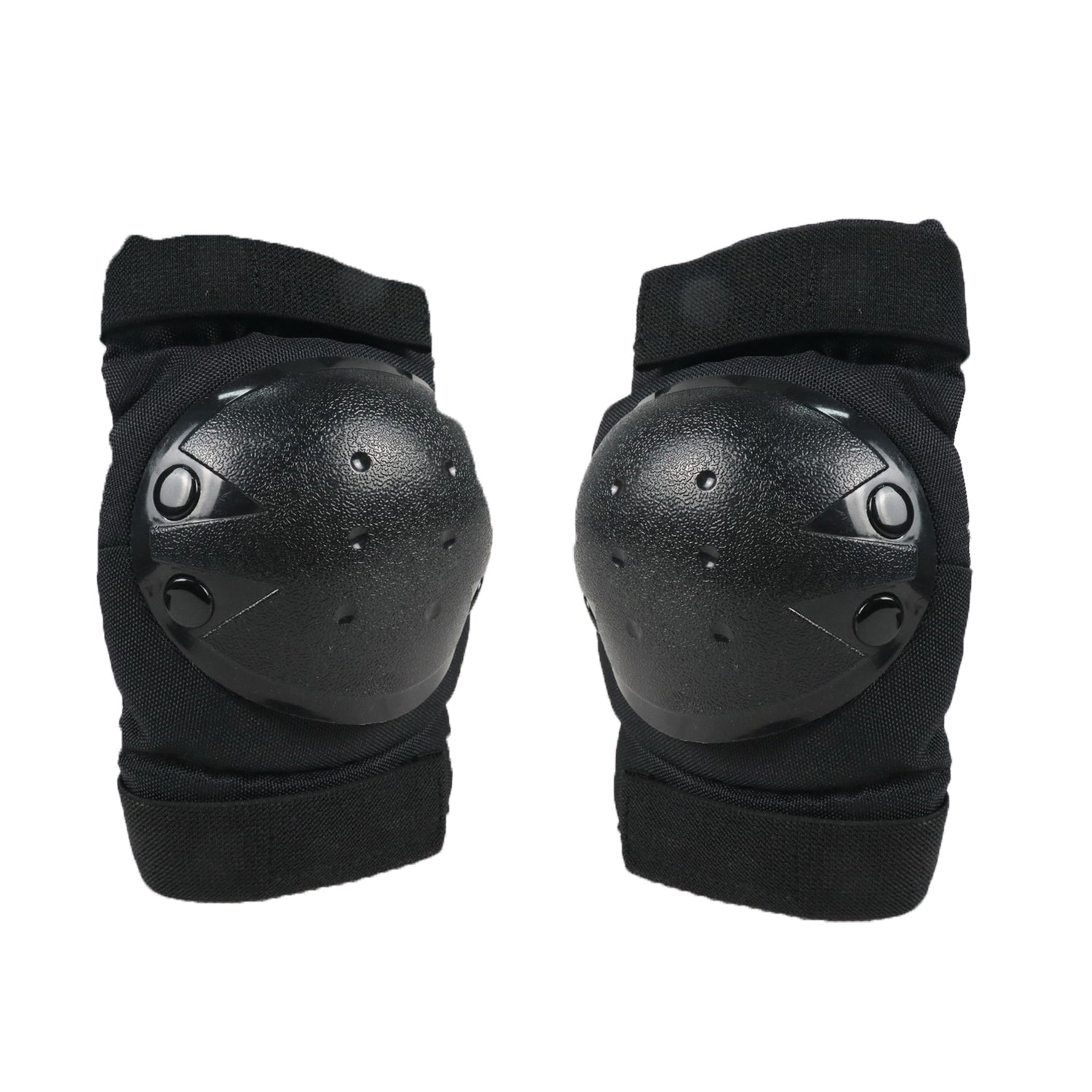 Black kids knee pads