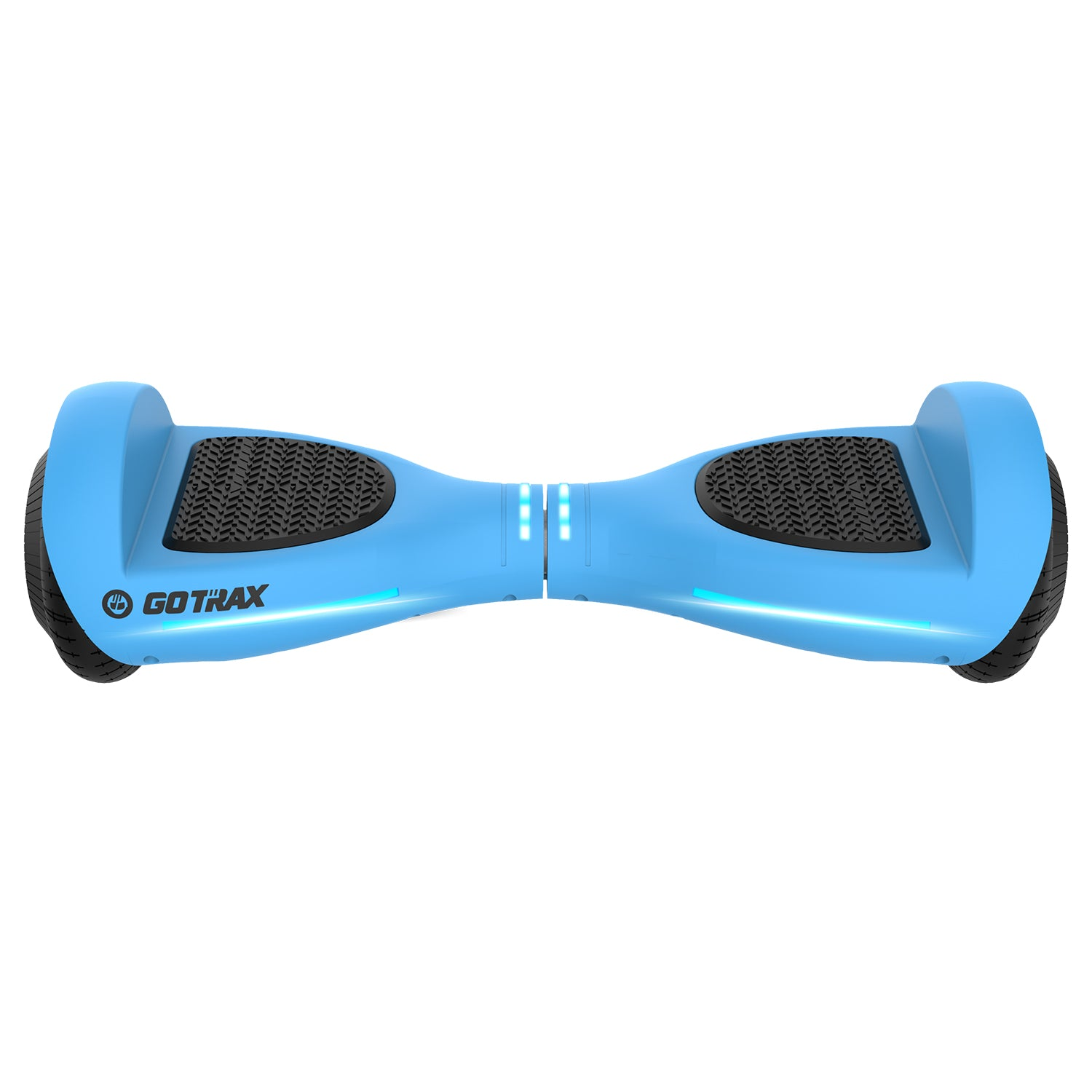 blue remix hoverboard front angle image