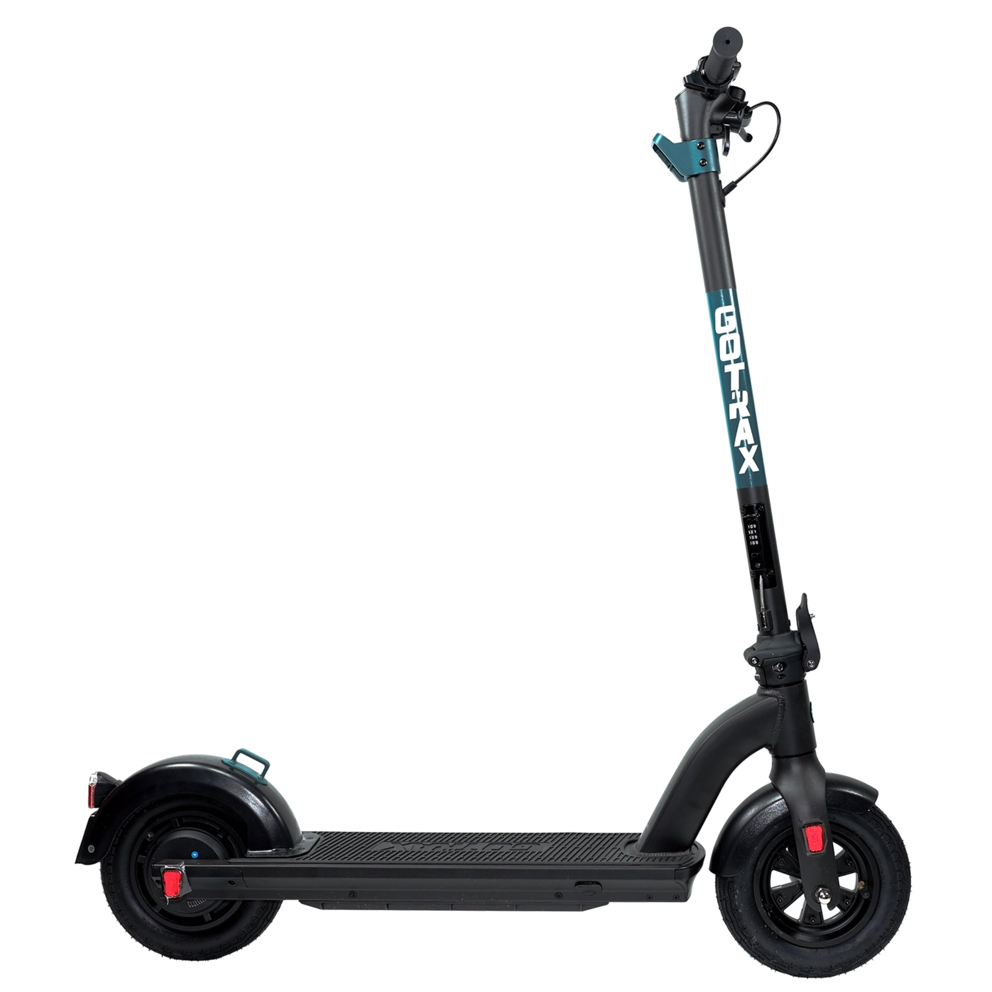 Black GMAX Ultra electric scooter main image 2