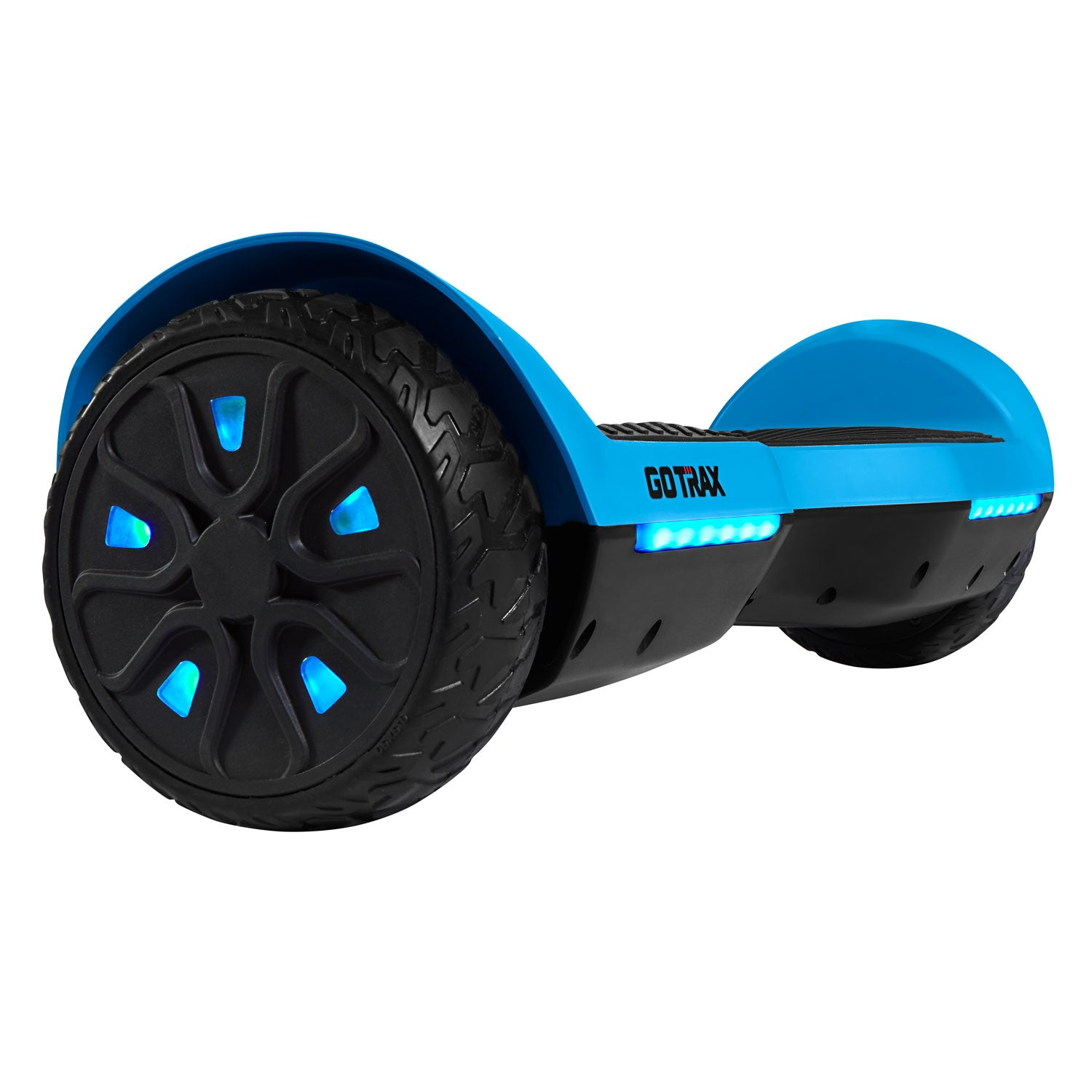 blue srx a6 bluetooth hoverboard Main image