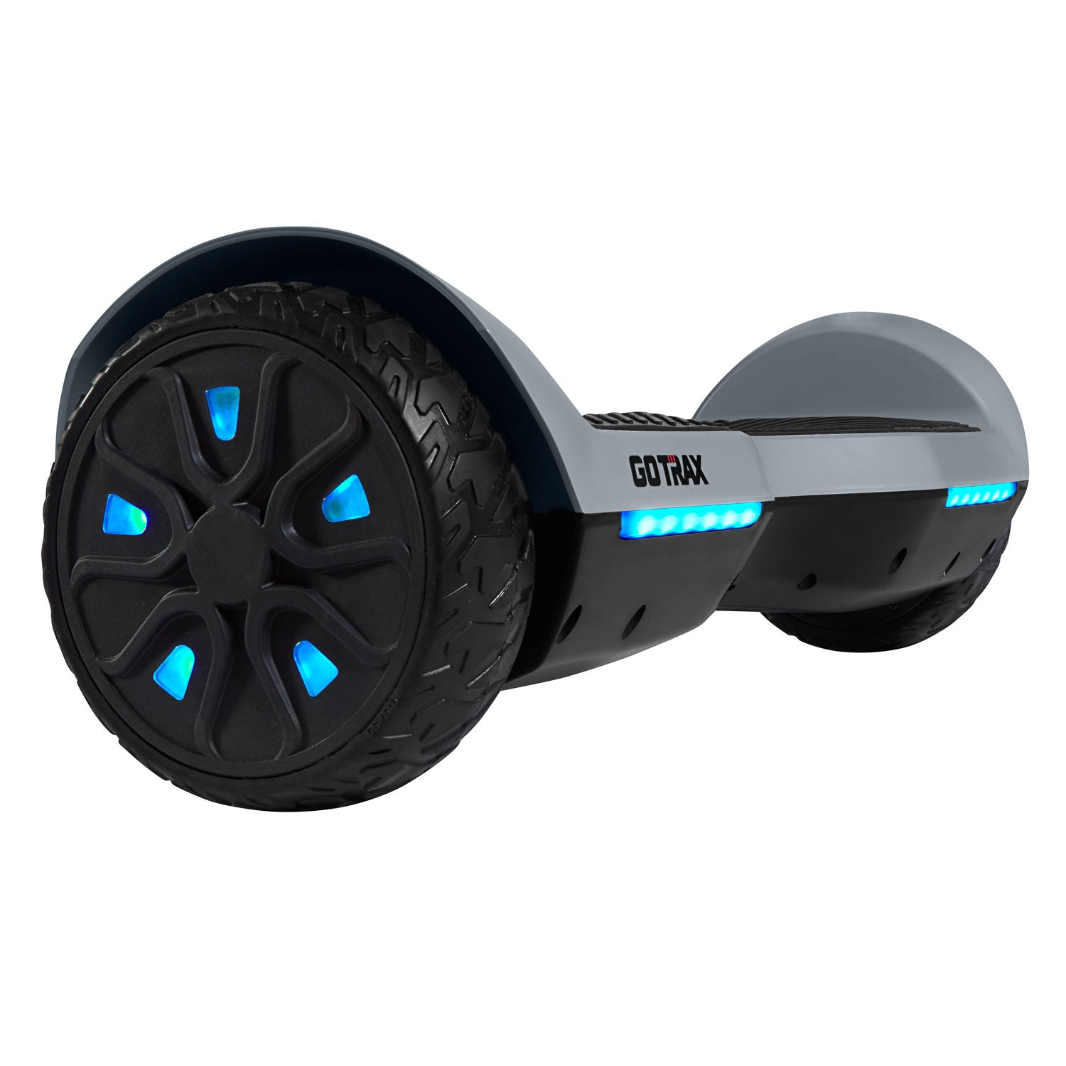 gray srx a6 bluetooth hoverboard Main image