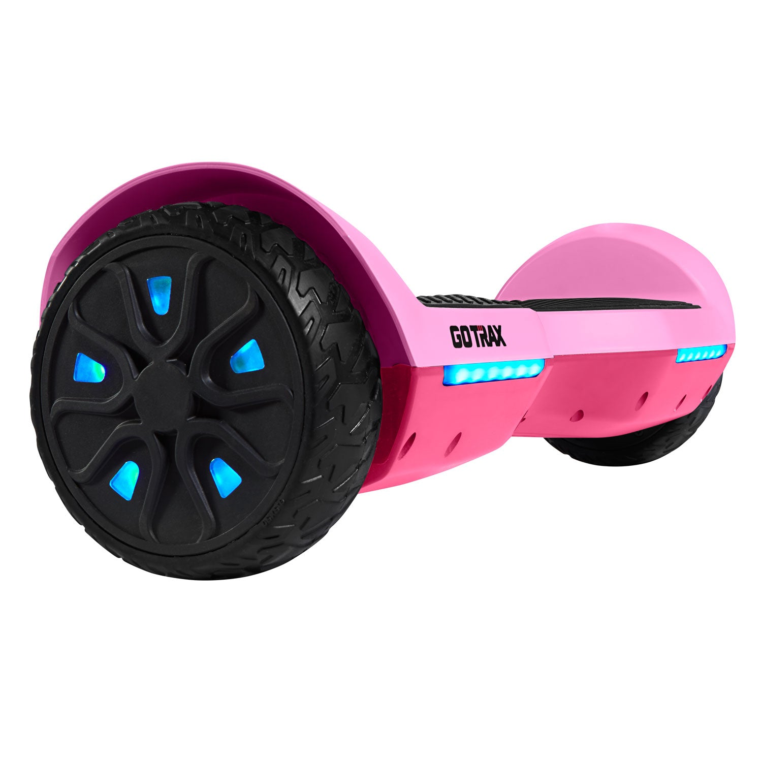 pink srx a6 bluetooth hoverboard Main image