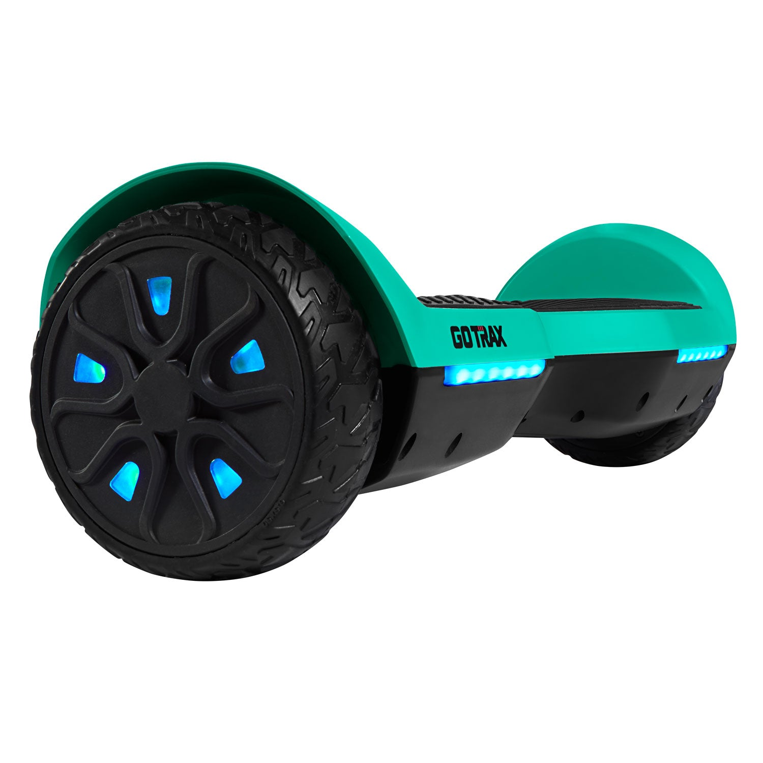 teal srx a6 bluetooth hoverboard Main image