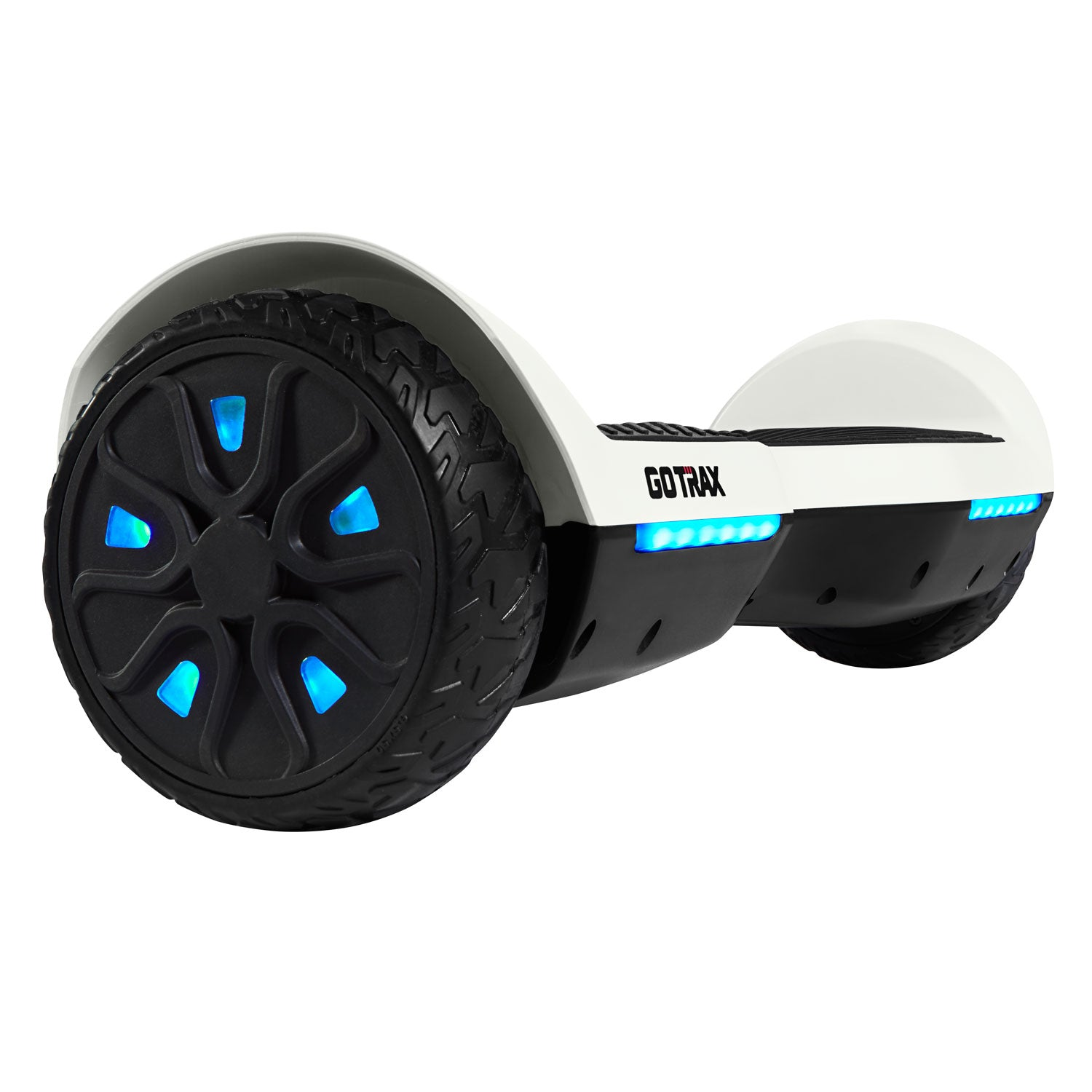 white srx a6 bluetooth hoverboard Main image