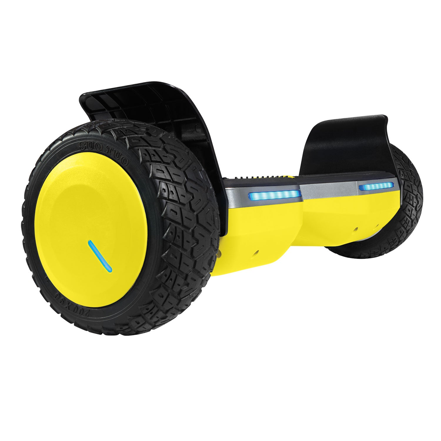Yellow Main Image SRX Pro all terrain hoverboard with bluetooth