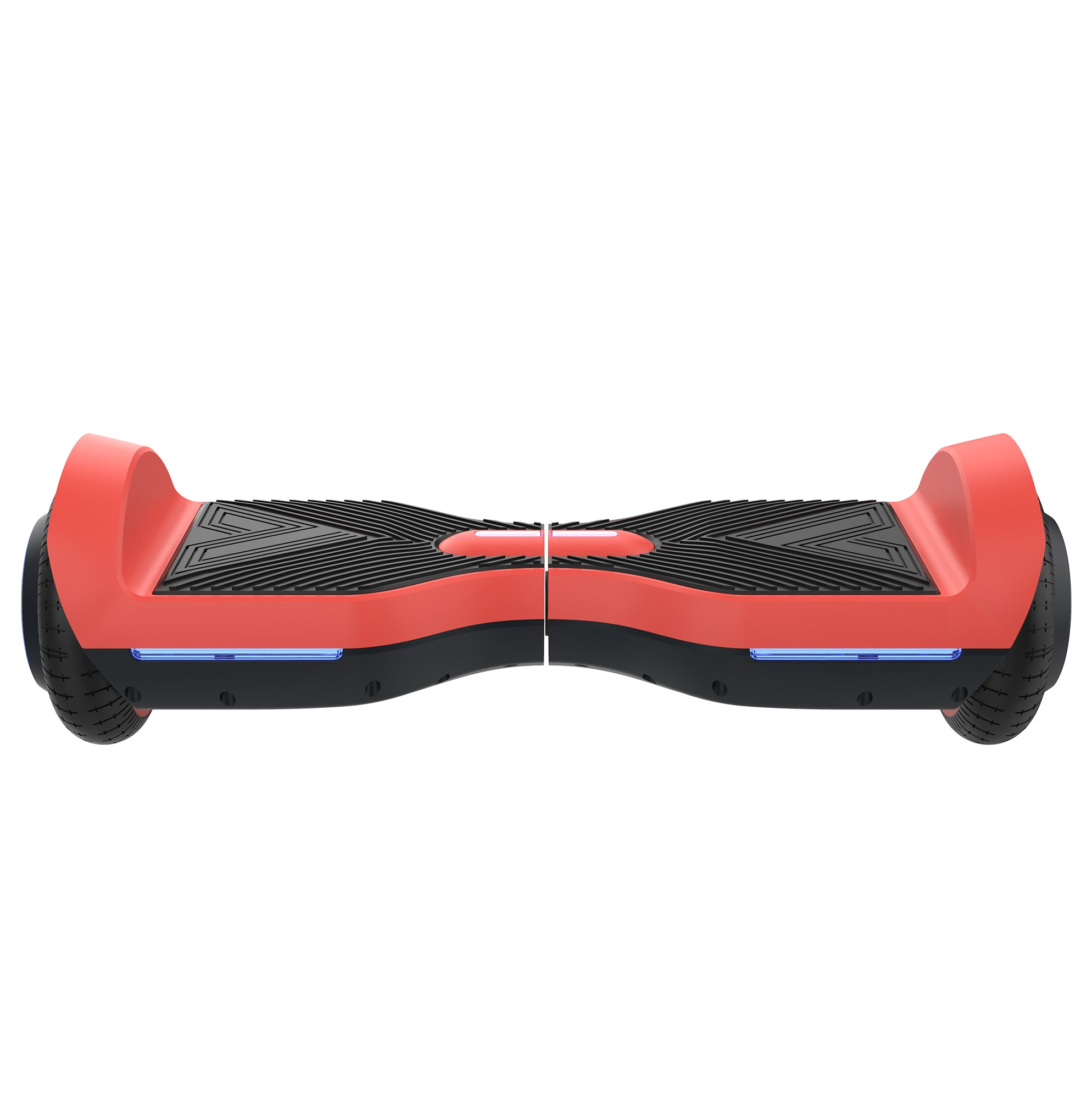 red front view SRX bluetooth hoverboard