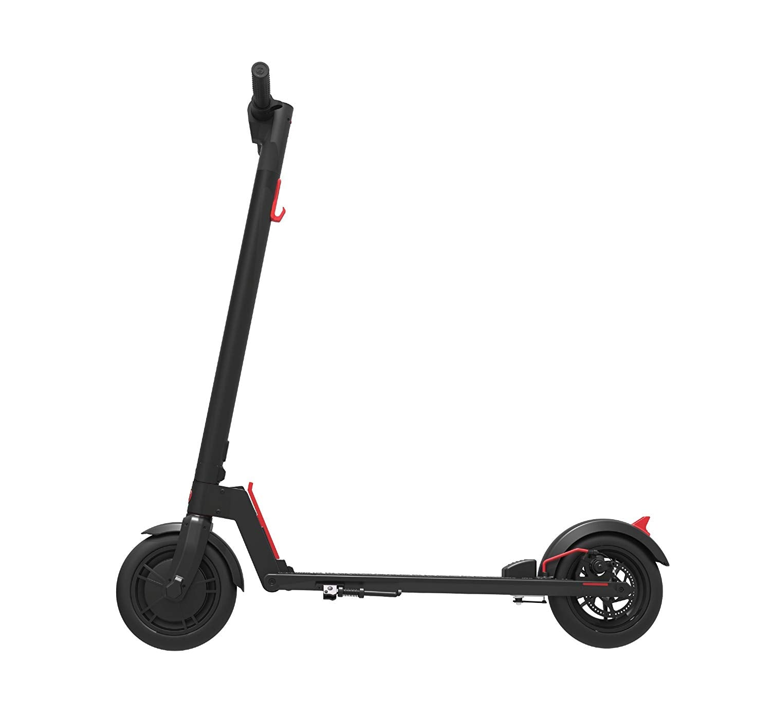 black GXL electric scooter main photo