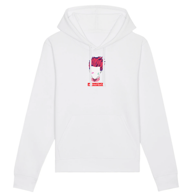 SWEAT À CAPUCHE - HOODIE HISOKA WITHOUT FACE BY AREVATSAG - AREVATSAG STUDIO
