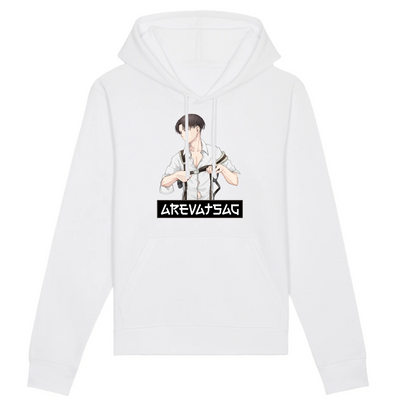 SWEAT À CAPUCHE - HOODIE LEVAI ACKERMAN BY AREVATSAG