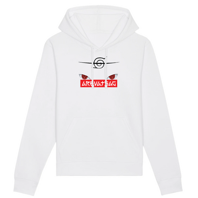 SWEAT À CAPUCHE - HOODIE SHARINGAN BY AREVATSAG