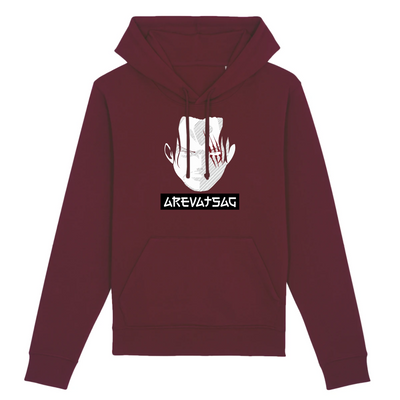 SWEAT À CAPUCHE - HOODIE SHANKS BY AREVATSAG - AREVATSAG STUDIO