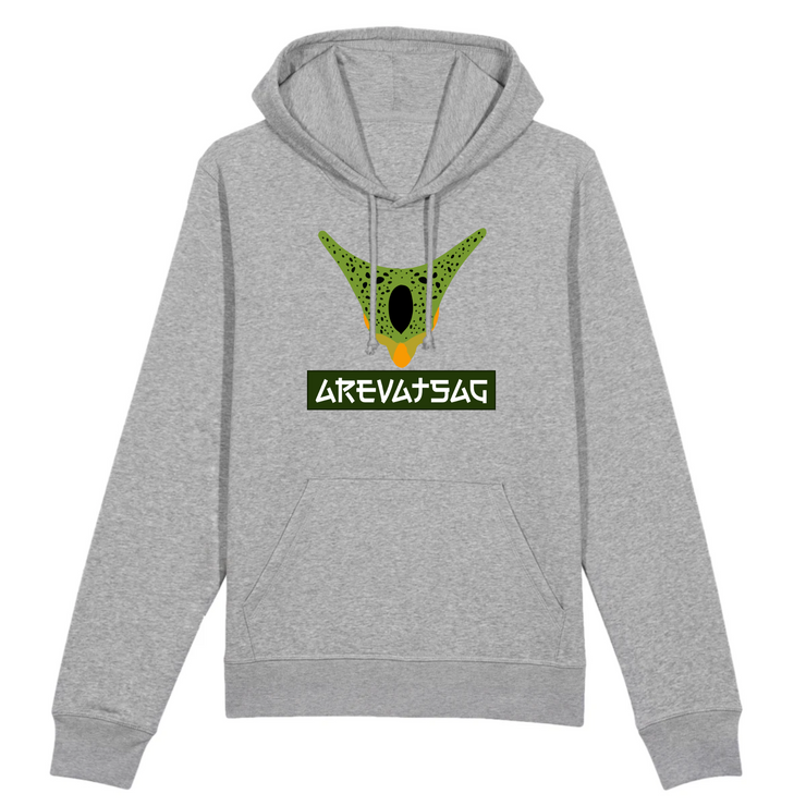 SWEAT À CAPUCHE - HOODIE CELL BY AREVATSAG - AREVATSAG STUDIO