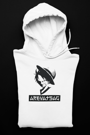 SWEAT À CAPUCHE - HOODIE LUFFY BY AREVATSAG - AREVATSAG STUDIO