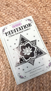 Meditation: Your Personal Guide, Hardcover