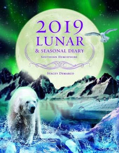 2019 Lunar + Seasonal Diary by Stacey Demarco