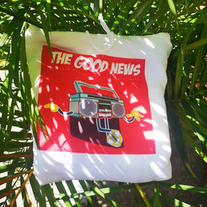 """The Good News"" Unisex Hoodie"
