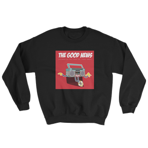 good news sweatshirt