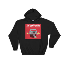 "Load image into Gallery viewer, ""The Good News"" Unisex Hoodie"