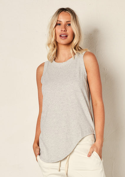 The Staple Tank - Ash Marle