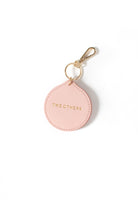 The Mirror Keyring - Dusty Pink