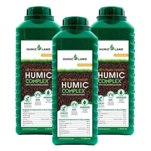 Rogitex Introduces Humic Land