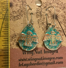 Load image into Gallery viewer, Thunderbird Earrings