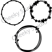Wreath Trio Set #1