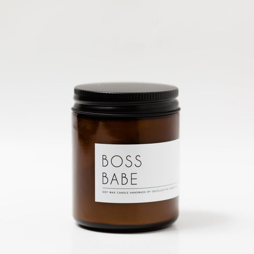 Boss Babe Soy Candle | 8 oz.