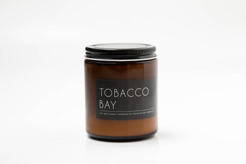 Tobacco Bay Soy Candle | 8 oz.