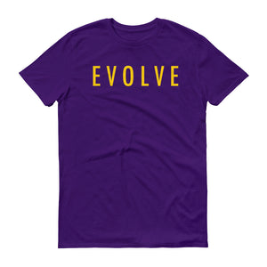 EVOLVE • purple unisex