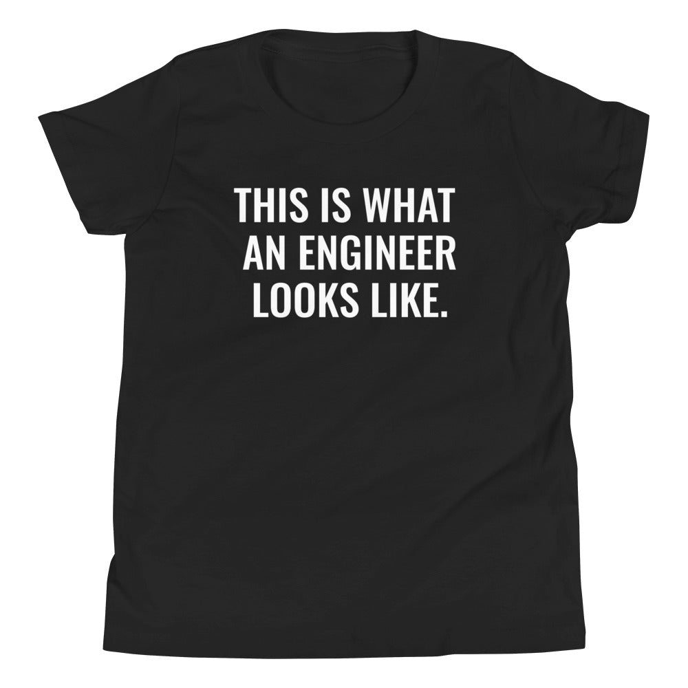 Engineer Youth Short Sleeve T-Shirt