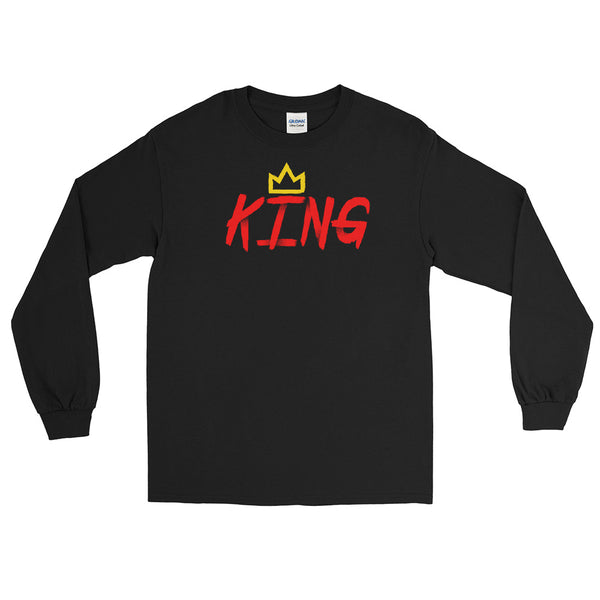 King Long Sleeve T-Shirt