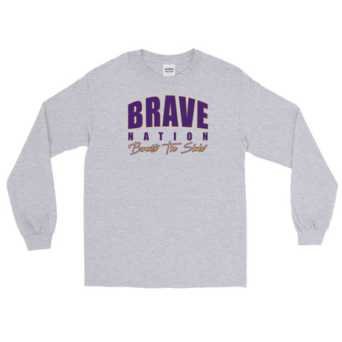 Brave Nation Long Sleeve Unisex T-Shirt