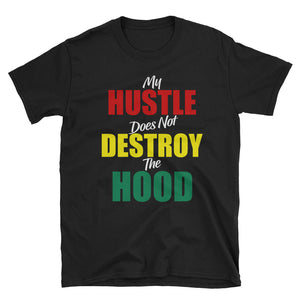 Protect The Hood BLK Unisex tee